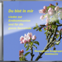 Cover CD Du bist in mir