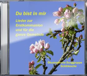 Cover CD Du bist in mir